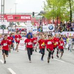 33. Haspa Marathon Hamburg 2018: Das Zehntel,