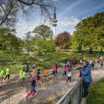 33. Haspa Marathon Hamburg 2018: Das Zehntel.